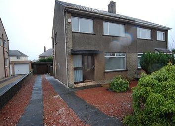 Thumbnail 3 bed semi-detached house for sale in Northacre, Kilwinning