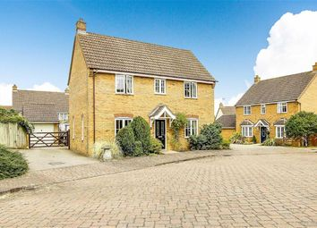 Thumbnail 4 bed detached house for sale in Eardley Place, Grange Farm, Milton Keynes, Bucks