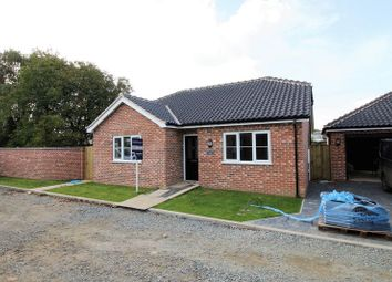 Thumbnail 2 bed detached bungalow for sale in Yaxham Road, Dereham, Norfolk