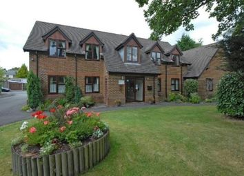 Thumbnail 2 bed flat for sale in Pinewood Hill, Fleet, Hampshire