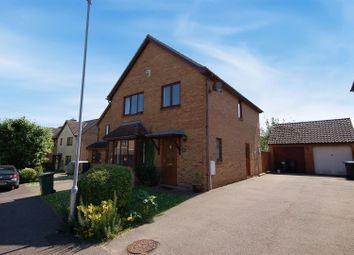 Thumbnail 4 bed detached house to rent in Plumian Way, Balsham, Cambridge