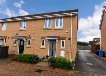 Thumbnail 3 bed end terrace house for sale in Parkland Crescent, Kingswood Parks, Hull