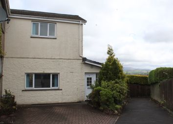 Thumbnail 1 bed semi-detached house to rent in 19 Fintry Gardens, Bearsden