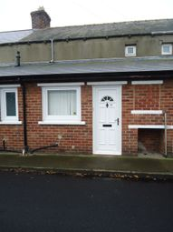 Thumbnail 2 bed terraced house for sale in Seventh Row, Ashington, Northumberland