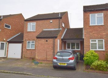 Thumbnail 3 bed link-detached house for sale in Granes End, Great Linford, Milton Keynes