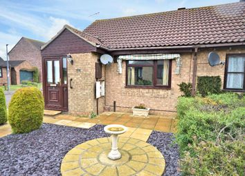 Thumbnail 1 bed terraced bungalow for sale in Jennings Close, Heacham, King's Lynn