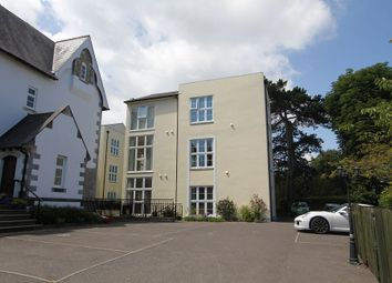 Thumbnail 2 bed flat for sale in Courtenay Park Road, Newton Abbot