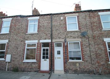 Thumbnail 3 bed terraced house for sale in Finsbury Street, York