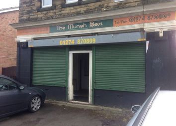 Thumbnail Retail premises to let in Heaton Av, Bradford