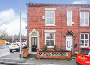 Thumbnail 3 bed end terrace house for sale in Turf Lane, Oldham