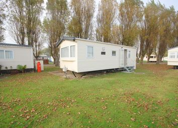 Thumbnail 2 bedroom mobile/park home for sale in White Horse Holiday Village, Selsey