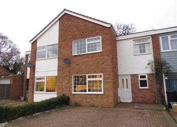 Thumbnail 3 bed semi-detached house for sale in Caius Close, Heacham, King's Lynn