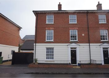 Thumbnail 4 bed semi-detached house for sale in Hillyfields, Taunton
