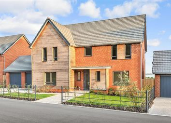 Thumbnail 5 bed detached house for sale in Bedhampton Hill, Havant, Hampshire