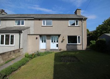Thumbnail 2 bed terraced house for sale in Field Head Place, Flookburgh, Grange Over Sands