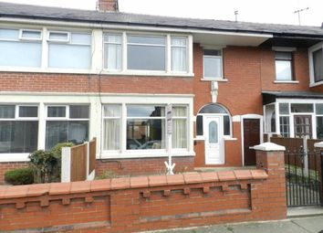 Thumbnail 3 bed terraced house for sale in Deneway Avenue, Blackpool