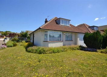 Thumbnail 3 bed detached bungalow for sale in Margate Road, Ramsgate, Kent