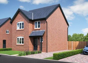 Thumbnail 4 bed detached house for sale in Plot 16, Hopton Park, Nesscliffe, Shrewsbury