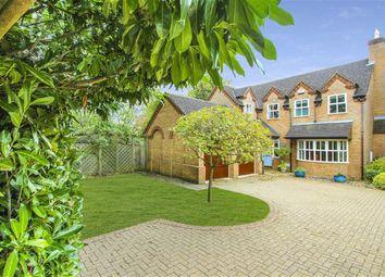 Thumbnail 5 bed detached house to rent in Denison Court, Wavendon Gate, Milton Keynes