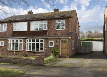 Thumbnail 3 bed semi-detached house for sale in Willoughby Avenue, Kenilworth