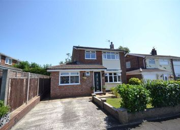Thumbnail 3 bed detached house for sale in The Meadows, Radcliffe, Manchester