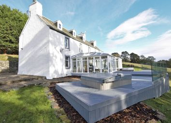 Thumbnail 5 bedroom detached house for sale in Amulree, Dunkeld