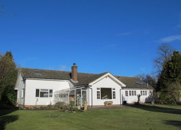 Thumbnail 4 bed detached bungalow to rent in Bishopstone, Aylesbury