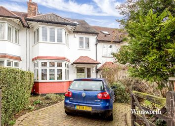 Thumbnail 4 bedroom terraced house for sale in Mayfield Avenue, North Finchley, London