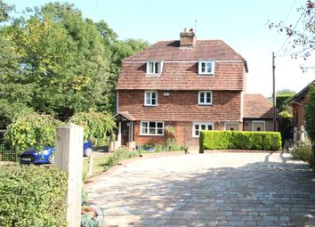 Thumbnail 2 bed semi-detached house to rent in Brook Cottages, Church Road, Weald, Kent