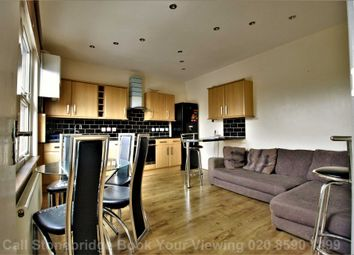 Thumbnail 3 bed flat to rent in Essex Road South, Leytonstone