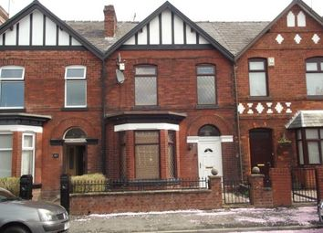 Thumbnail 4 bed terraced house for sale in Swinley Lane, Swinley, Wigan, Greater Manchester