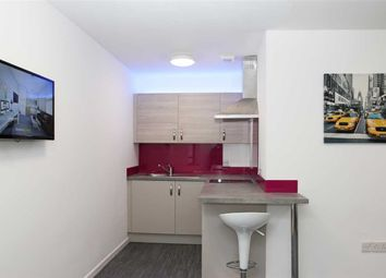Thumbnail 1 bed flat to rent in Emmanuel House, Studio 14, 179 North Road West, Plymouth