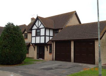 4 bed detached house to rent in Roman Way, Wantage OX12