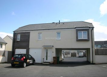 Thumbnail 2 bed detached house to rent in Whitehaven Way, Plymouth