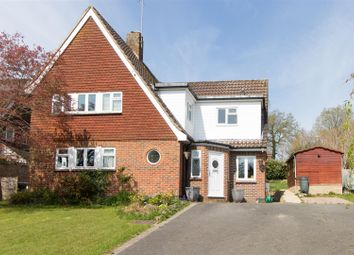 Thumbnail 4 bedroom detached house to rent in Lucastes Lane, Haywards Heath
