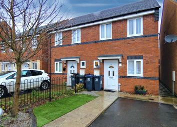 Thumbnail 2 bed semi-detached house for sale in Old College Road, Kitts Green, Birmingham