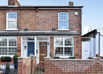 Thumbnail 2 bed end terrace house for sale in The Myrke, Datchet, Berkshire