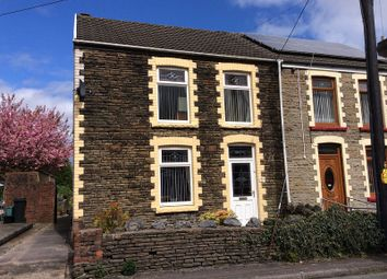 Thumbnail 3 bedroom semi-detached house for sale in Francis Street, Pontardawe, Swansea.