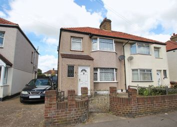 Thumbnail 3 bed semi-detached house for sale in Ivedon Road, Welling