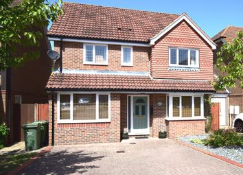 Thumbnail 4 bed detached house for sale in Bateman Grove, Ash