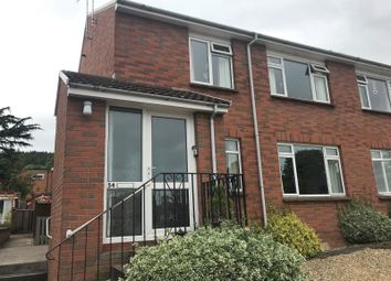 Thumbnail 2 bed flat to rent in Townsend Road, Minehead