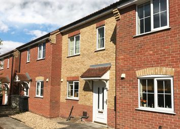 Thumbnail 2 bed terraced house for sale in Curtis Drive, Coningsby