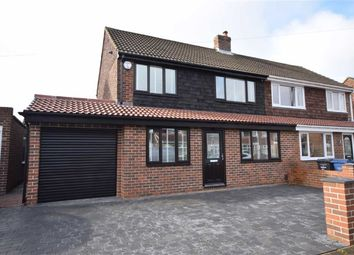 Thumbnail 3 bed semi-detached house for sale in Colman Avenue, South Shields