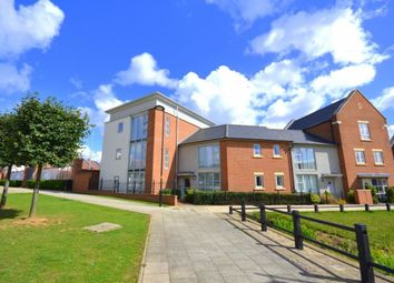 Thumbnail 1 bedroom flat for sale in Scribers Drive, Upton, Northampton