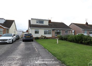 Thumbnail 4 bed semi-detached house for sale in Golden Grove, Rhyl