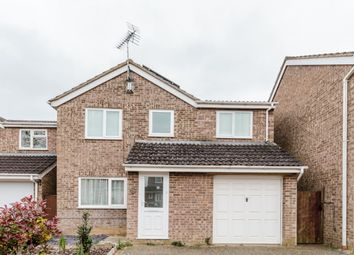 Thumbnail 4 bed detached house for sale in Tennyson Close, Towcester, Northamptonshire
