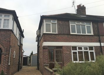 Thumbnail 3 bed semi-detached house to rent in Middleton Avenue, Greenford
