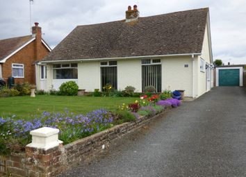 Thumbnail 2 bed detached bungalow for sale in Jervis Avenue, Rustington, Littlehampton