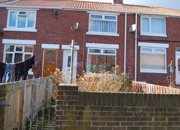 Thumbnail 2 bed terraced house to rent in Beech Avenue, Murton