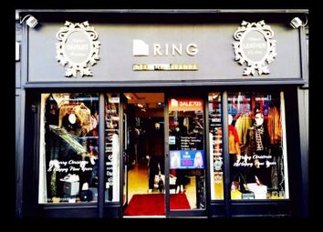 Thumbnail Retail premises for sale in T/A Ring, Notting Hill